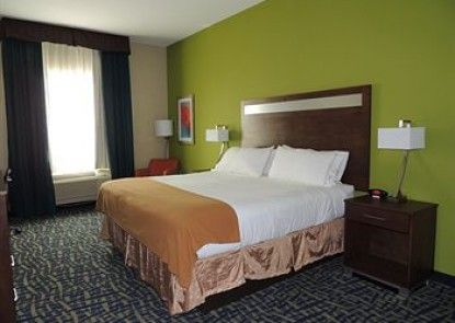Holiday Inn Express Hotel & Suites Monahans - I-20 Teras