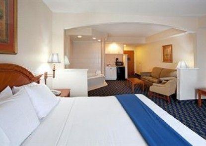 Holiday Inn Express Hotel & Suites Orangeburg Teras