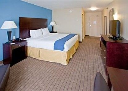 Holiday Inn Express Hotel & Suites Shelbyville Indianapolis Teras
