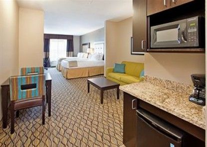 Holiday Inn Express Hotel & Suites St. Joseph Teras