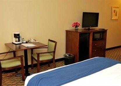 Holiday Inn Express Lapeer Teras