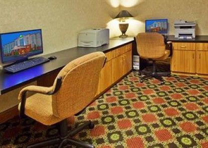 Holiday Inn Express Marietta - Atlanta Northwest Teras