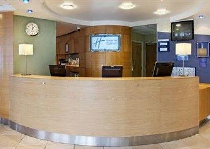 Holiday Inn Express Oxford-Kassam Stadium Teras