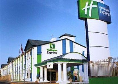Holiday Inn Express Piedras Negras Teras