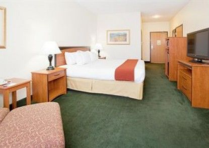 Holiday Inn Express & Suites Alamosa Teras