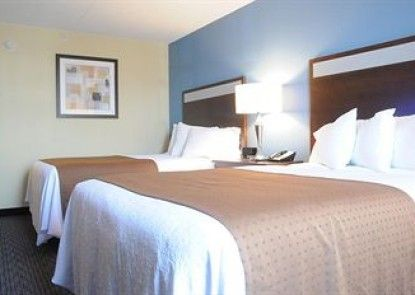 Holiday Inn Lansdale Teras