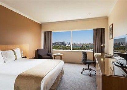 Holiday Inn Potts Point Sydney Teras