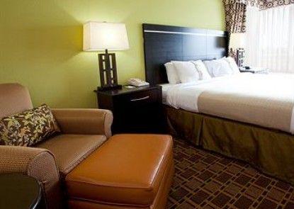 Holiday Inn Statesboro-University Area Teras