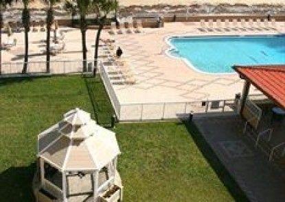Holiday Inn & Suites Daytona Beach on the Ocean Teras