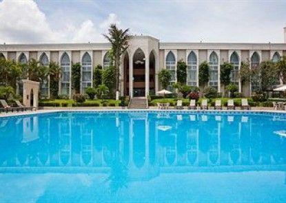 Holiday Inn Tuxtla Gutierrez Teras