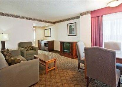 Holiday Inn University Plaza-Bowling Green Teras