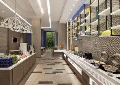 Holiday Inn Express Jakarta Wahid Hasyim Teras