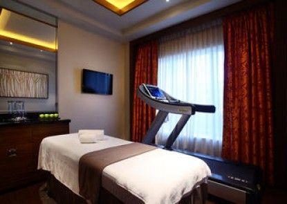 Holiday Inn Macao Cotai Central Teras