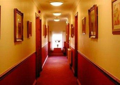 Hollybrook Country Inn Teras