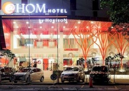 @HOM Hotel Kudus by Horison Group Teras