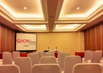 @HOM Premiere by Horison Cilacap Ruangan Meeting
