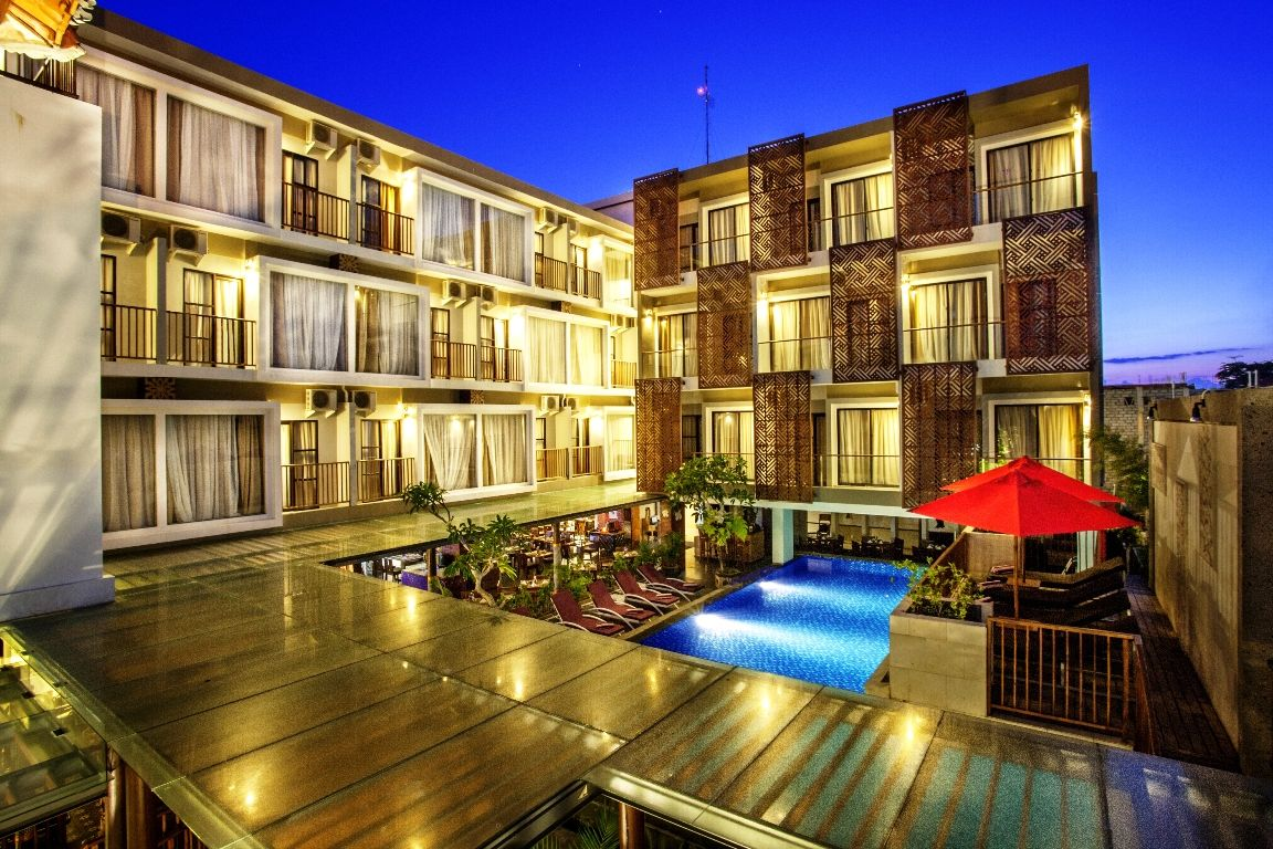 Hotels In Book Promo Hotel Badung Mega Boutique And Spa Bali Horison Seminyak
