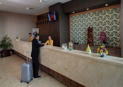 Horison Hotel Pematangsiantar Penerima Tamu