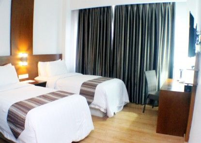 Horison NJ Hotel Semarang Kamar Tamu