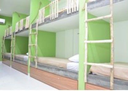 Hostel World, The Eco Living Kamar Tamu