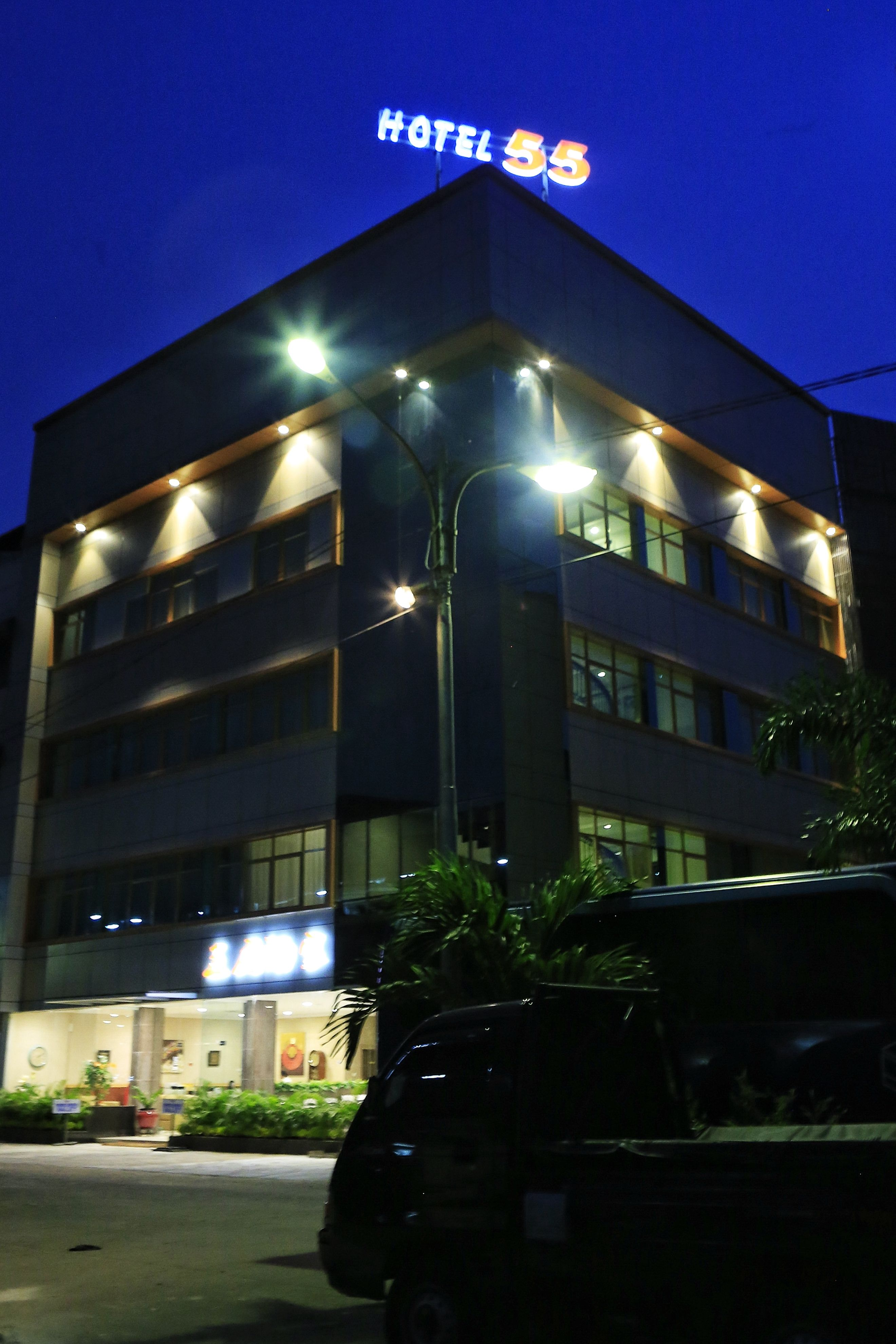 Hotel 55 International,Tamansari