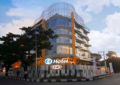 Hotel 61 Medan Eksterior