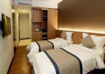 Hotel 61 Medan Kamar Tamu
