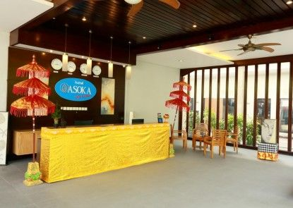 Hotel Asoka City Bali Lobby