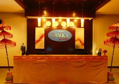 Hotel Asoka City Bali Penerima Tamu