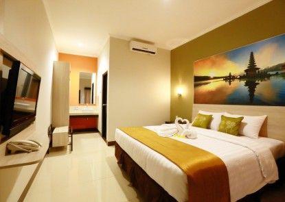 Hotel Asoka City Bali Kamar Tamu