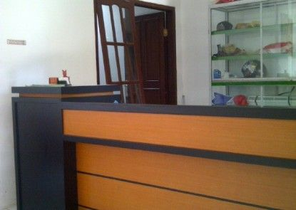 Hotel Barito Denpasar Penerima Tamu