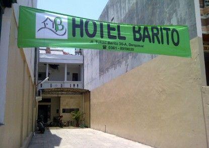 Hotel Barito Denpasar Eksterior