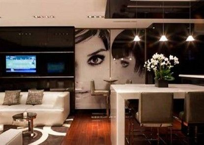 Hotel Beaux Arts Miami Teras