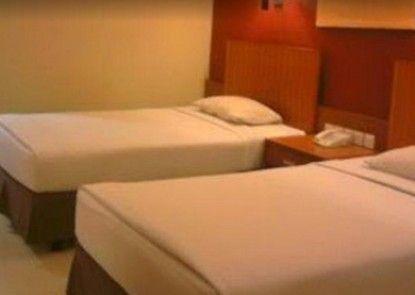 Hotel California jakarta Kamar Tamu