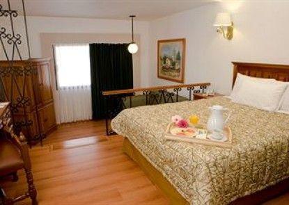 Hotel De Mendoza Teras