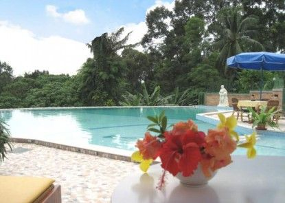 Hotel Deli River and Restaurant Omlandia Kolam Renang