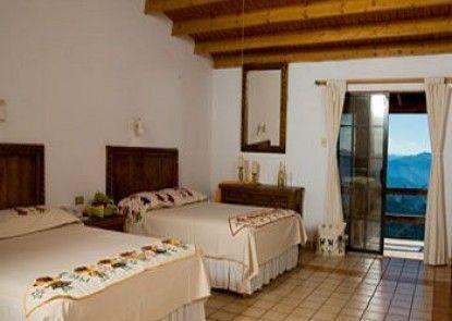 Hotel Divisadero Barrancas Teras