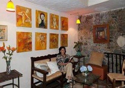 Hotel Emilia Castillo Teras