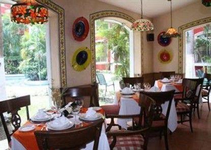 Hotel Hacienda Real Teras