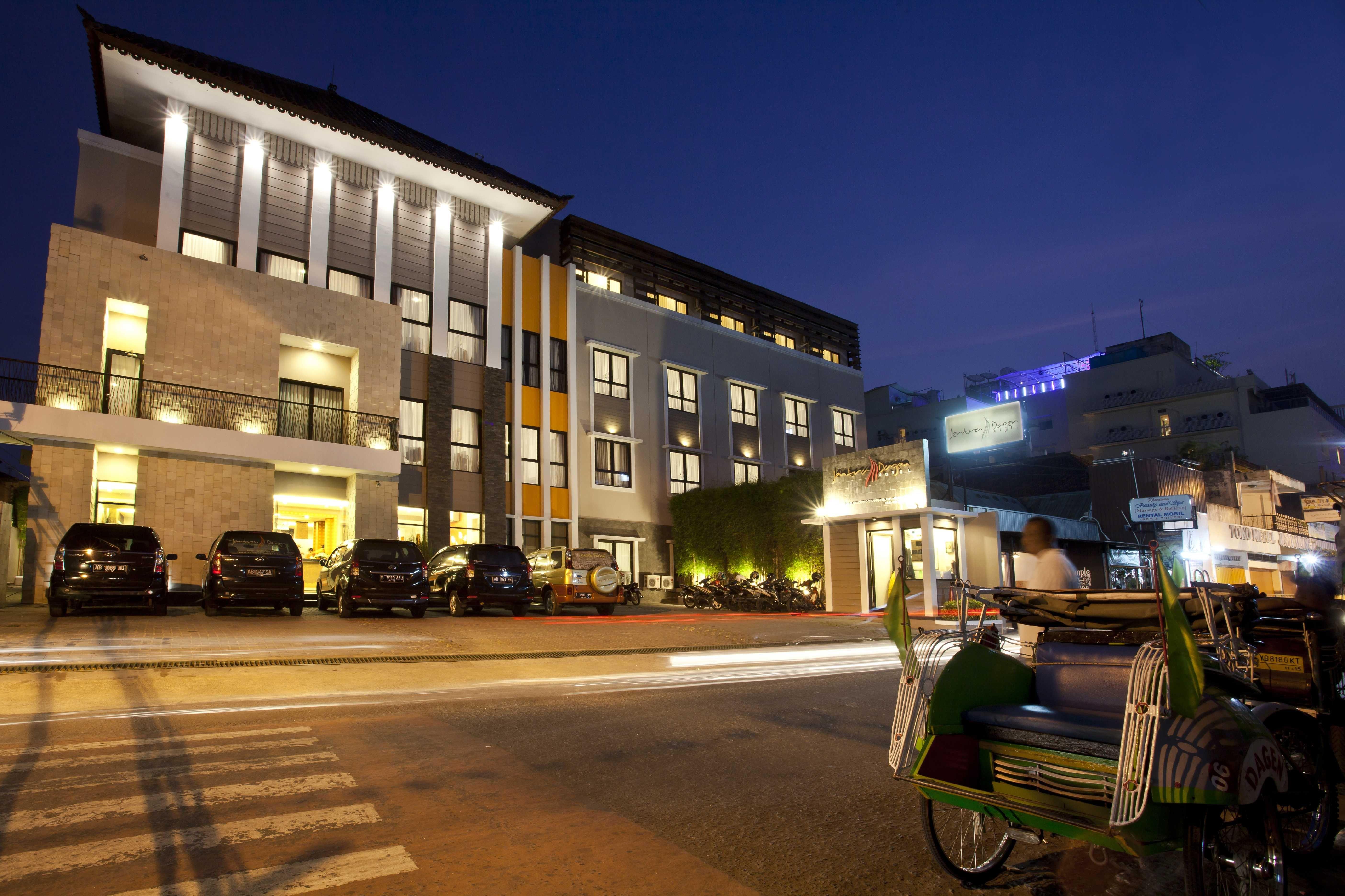Hotel Jentra Malioboro, Yogyakarta