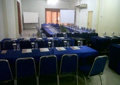 Hotel King Yogyakarta Ruangan Meeting