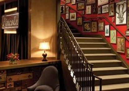 Hotel Lincoln Teras