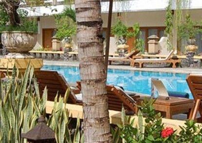 Hotel Mentari Sanur Kolam Renang