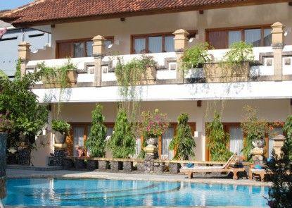 Hotel Mentari Sanur Eksterior