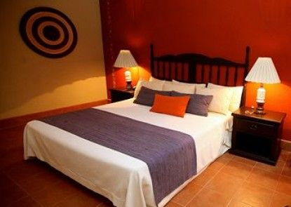 Hotel Montetaxco Teras