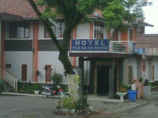 Hotel Parakan Wangi, Bandung