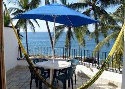 Hotel Playa Conchas Chinas Teras