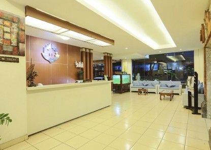 Hotel Puri Dibia Lobby