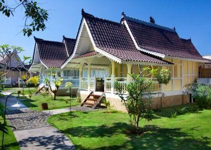 Hotel Puri Tempo Doeloe Ruangan Suite