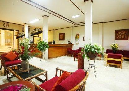 Hotel Ratna Bali Lobby